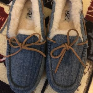 Uggs Jeans Slippers